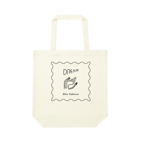 "Shin Sakiura ""Dream"" トートバッグ"
