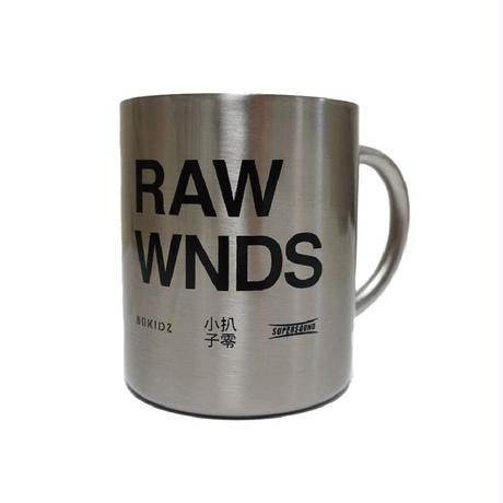 "80KIDZ - RAW WNDS MIXTAPE ""MUG"""