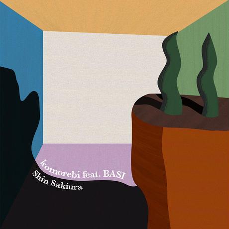 "Shin Sakiura - komorebi feat. BASI / シンクロ feat. Kuro (7"" Vinyl)"