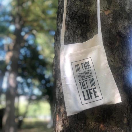 送料無料‼️公園と、タルト オリジナルサコッシュ