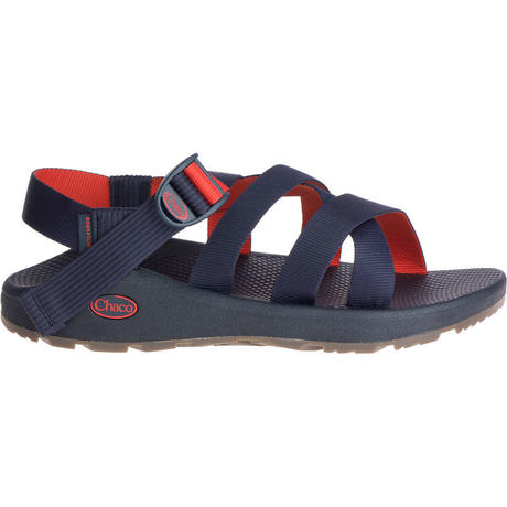 """Chaco """"Ms BANDED Z CLOUD"""" NAVY/RED"""