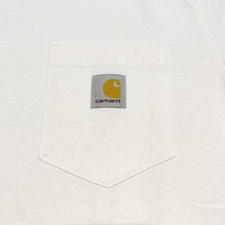 "Carhartt WIP ""S/S POCKET T-SHIRT"" POWDERY"