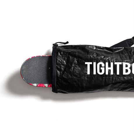 "TIGHTBOOTH PRODUCTION ""TRASH SKATE BAG"" BLACK"