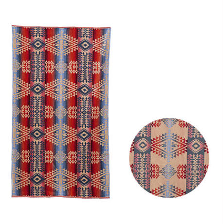 "Pendleton ""OVERSIZED JACQUARD TOWEL"" Canyonlands"