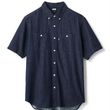 "FTC ""DENIM B.D SHIRT"" INDIGO"