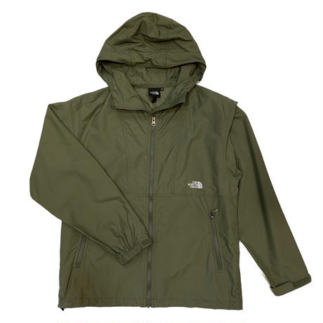"""THE NORTH FACE """"COMPACT ANORAK"""" BO"""