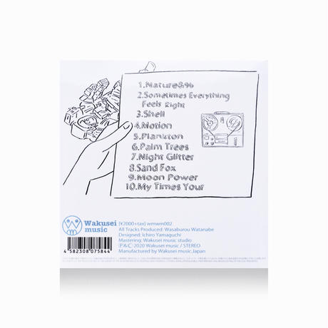 Life & Space / OOWETS  [CD]