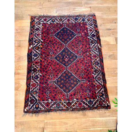 vintage  handmade rug②