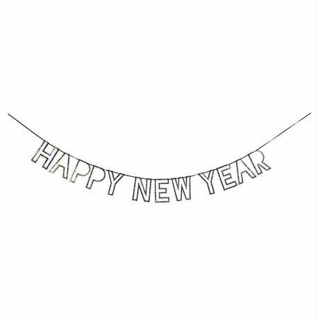 【MeriMeri(メリメリ)】ハッピーニューイヤーガーランド HAPPY NEW YEAR GARLAND [MM0101-45-2492]