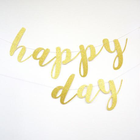【SOCO'sセレクトシリーズ】happy day/グリッターゴールド[ZZ0902-SC102]