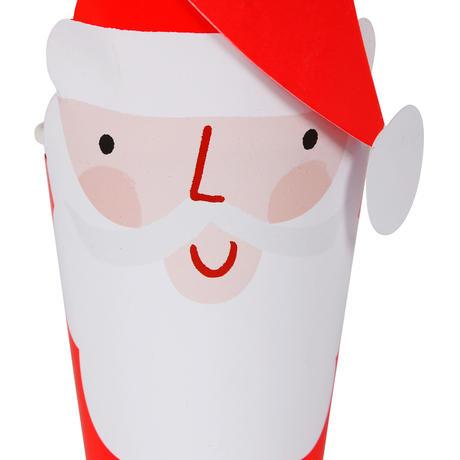 【MeriMeri】ペーパーカップ/クリスマス サンタ  [MM0202-45-2964]