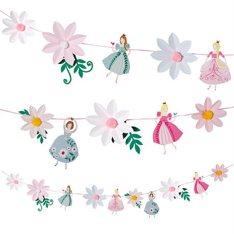 【MeriMeri】ガーランド/プリンセス I'm a princessシリーズ [MM0101-45-0920]