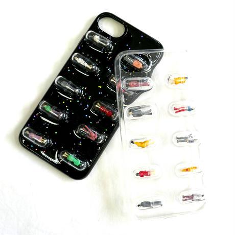 【iPhone6-8対応】カプセルiPhoneケース(人)
