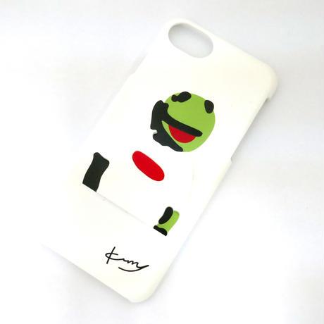 カエル iPhoneケース
