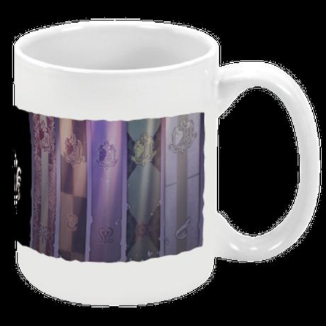 『モンハン酒場』オリジナルマグカップ (旗団)