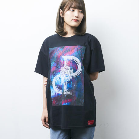 【PassCode】In the Rain TEE(BLACK)