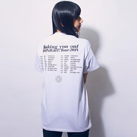 【PassCode】Taking you out T-shirt <T.Y.O.T TOUR2018>