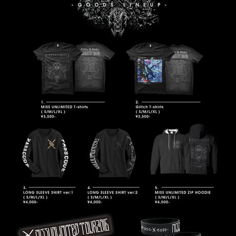 【PassCode・オンライン限定】LONG SLEEVE SHIRT ver:1