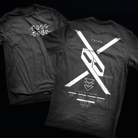 【オンライン限定】TRIAL OF PASSCODE Tシャツ