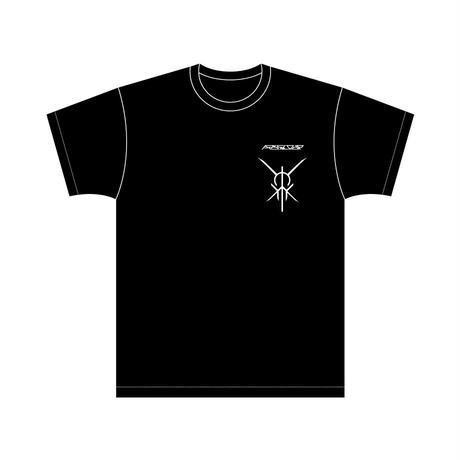 STRIVE logo T-shirt  Black
