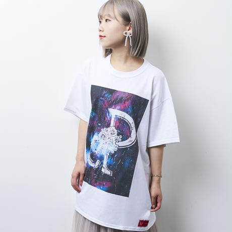 【PassCode】In the Rain TEE(WHITE)