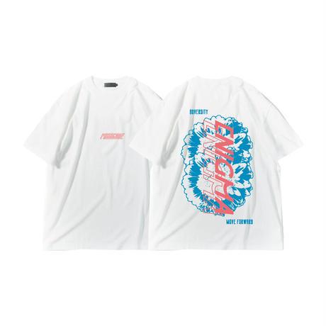 ADVERSITY Tシャツ(WHITE)