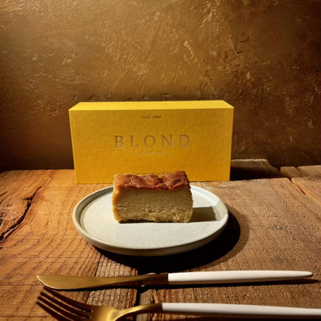 【6/28~7/4全国配送】ブロンドチーズケーキ
