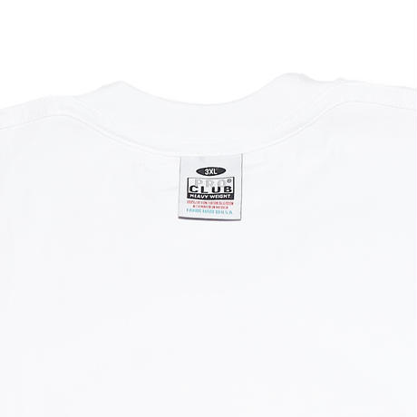 INSIDE OUT T-SHIRT (WHITE)