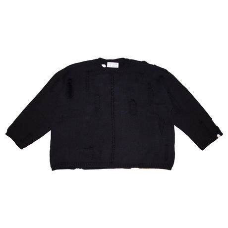 DESTROY KNIT SWEATER 'MONSTER