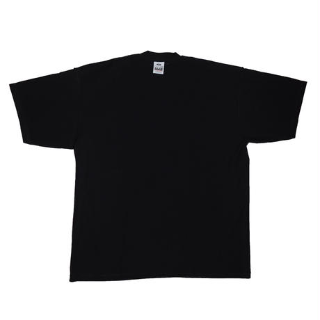 INSIDE-OUT T-SHIRT  (BLACK)