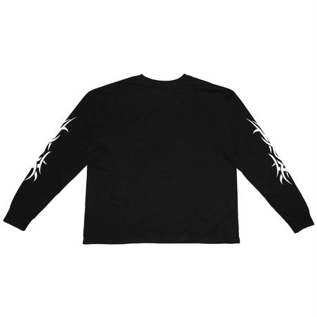 LONG  SLEEVE T-SHIRT 'TY(BK)