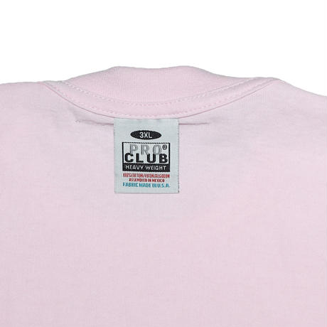 INSIDE OUT T-SHIRT (PINK)