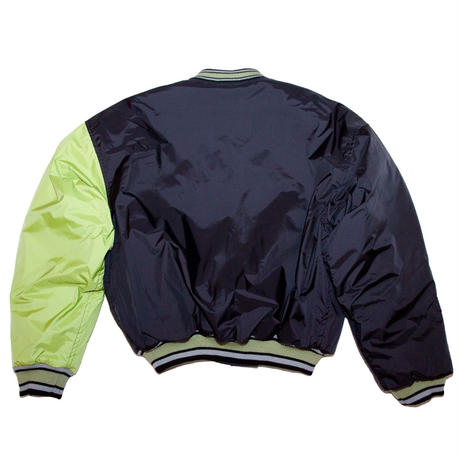 NYLON VARSITY JACKET 'STADIUM