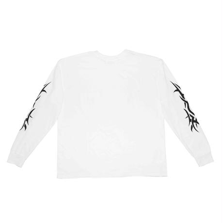 LONG SLEEVE T-SHIRT 'TY (WHT)