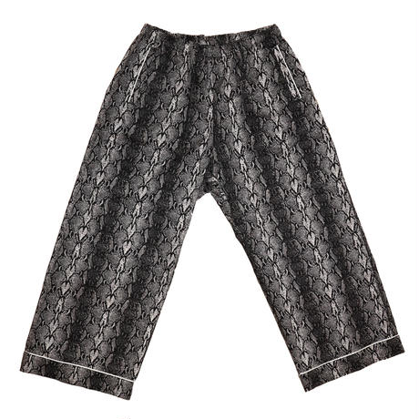 COTTON PAJAMA TROUSERS 'SNAKE