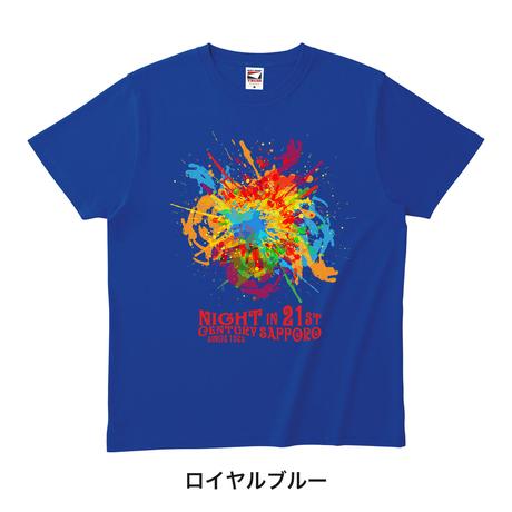 21世紀Tシャツ C