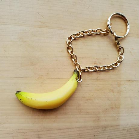 「モンキーバナナ」シュガースポットつけてみました。