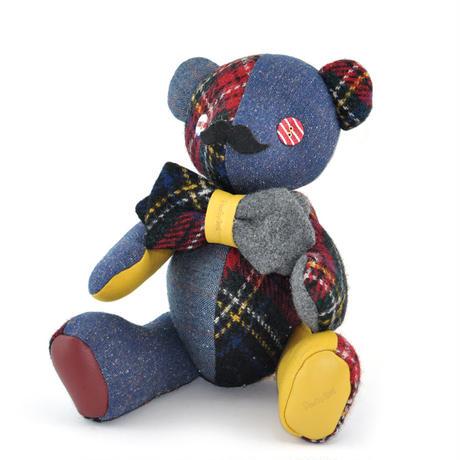 Patriqo Teddy Bear [Wool Check]