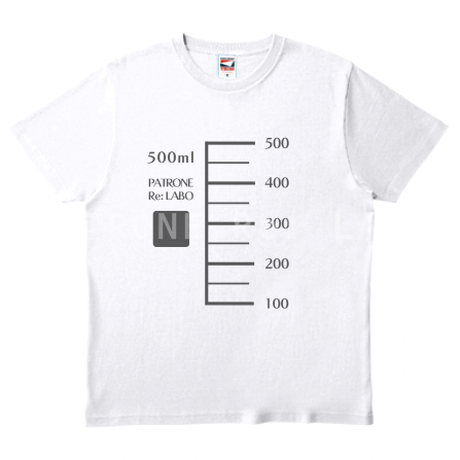 ビーカーTシャツ