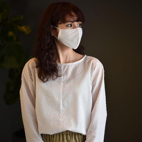 おでかけマスクの型紙&作り方レシピ