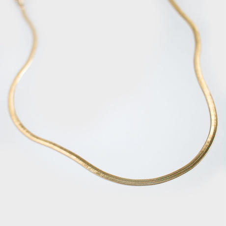 Gold Filled Snake Choker