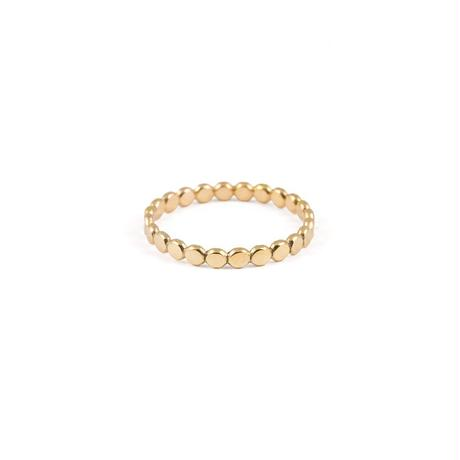 ○○○ Ring (gold)