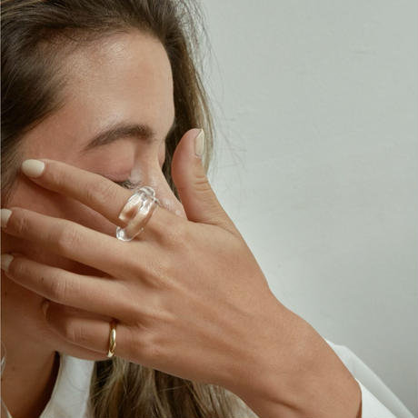 Acrylic Wrap Ring