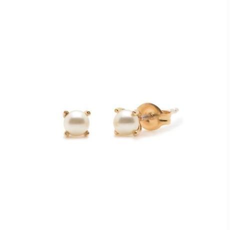 Pearl Studs 両耳