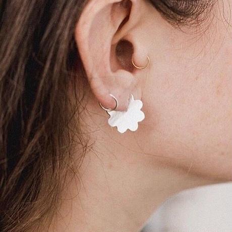 Flat Flower Pierce
