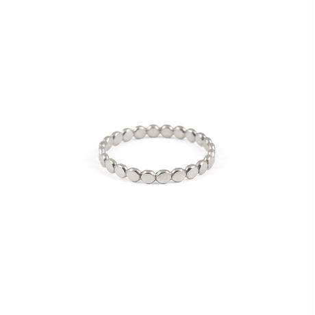 ○○○ Ring (silver)