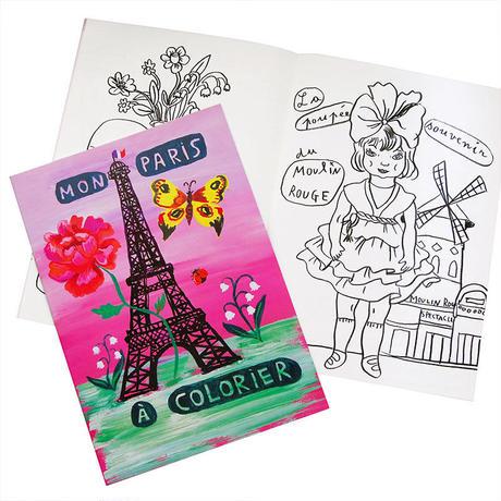 Coloriage | Natalie Lété