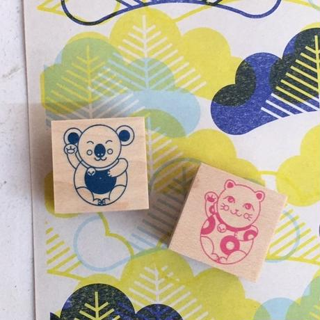 【For N only】Stamp, wrapping paper