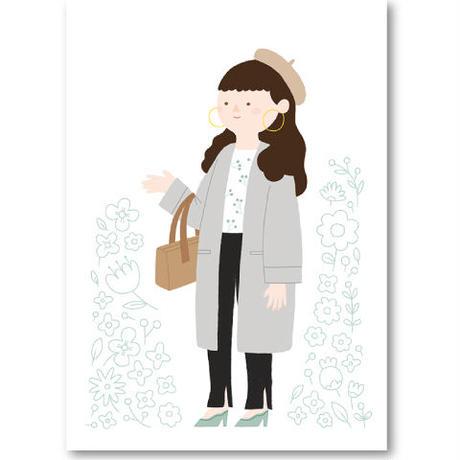 """Art Print """"Ginza""""    Cristina de Lera"""