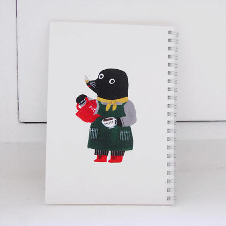 note book   Yumi Kitagishi